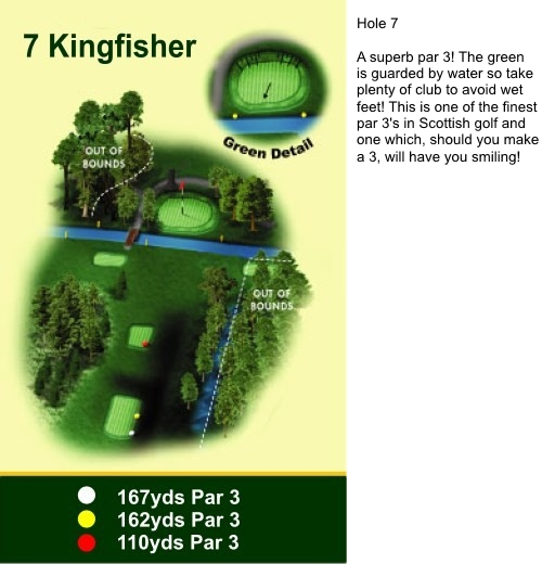 Hole 7 Kingfisher