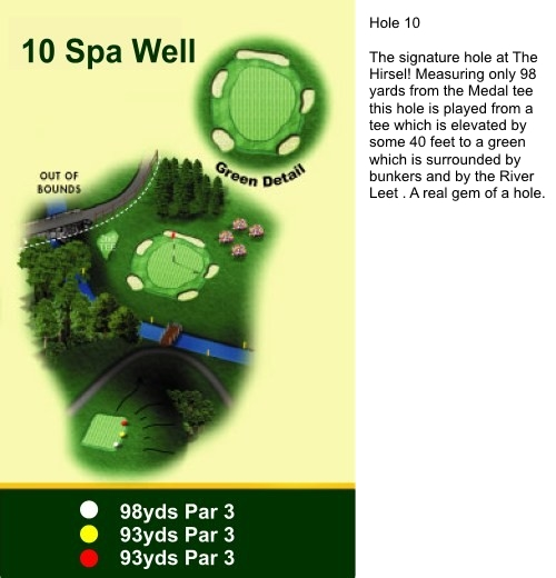 Hole 10 Spa Well